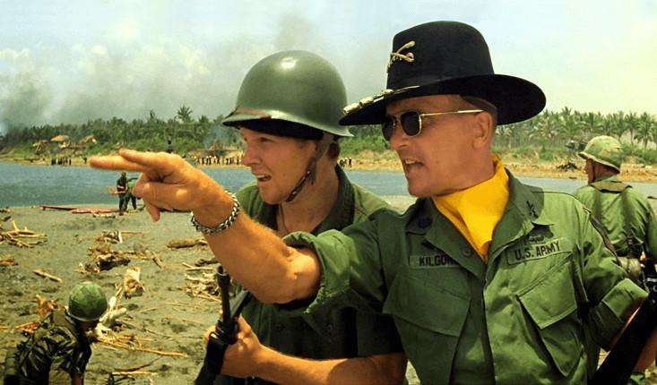 """7607 4efc9e02abdab6b6166251918570a307 - """"Apocalypse Now"""", de Francis Ford Coppola"""