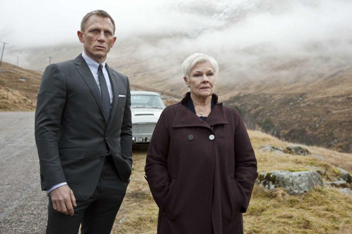 """Daniel Craig e Judi Dench em 007 Operação Skyfall scaled - """"007 - Operação Skyfall"""", de Sam Mendes"""