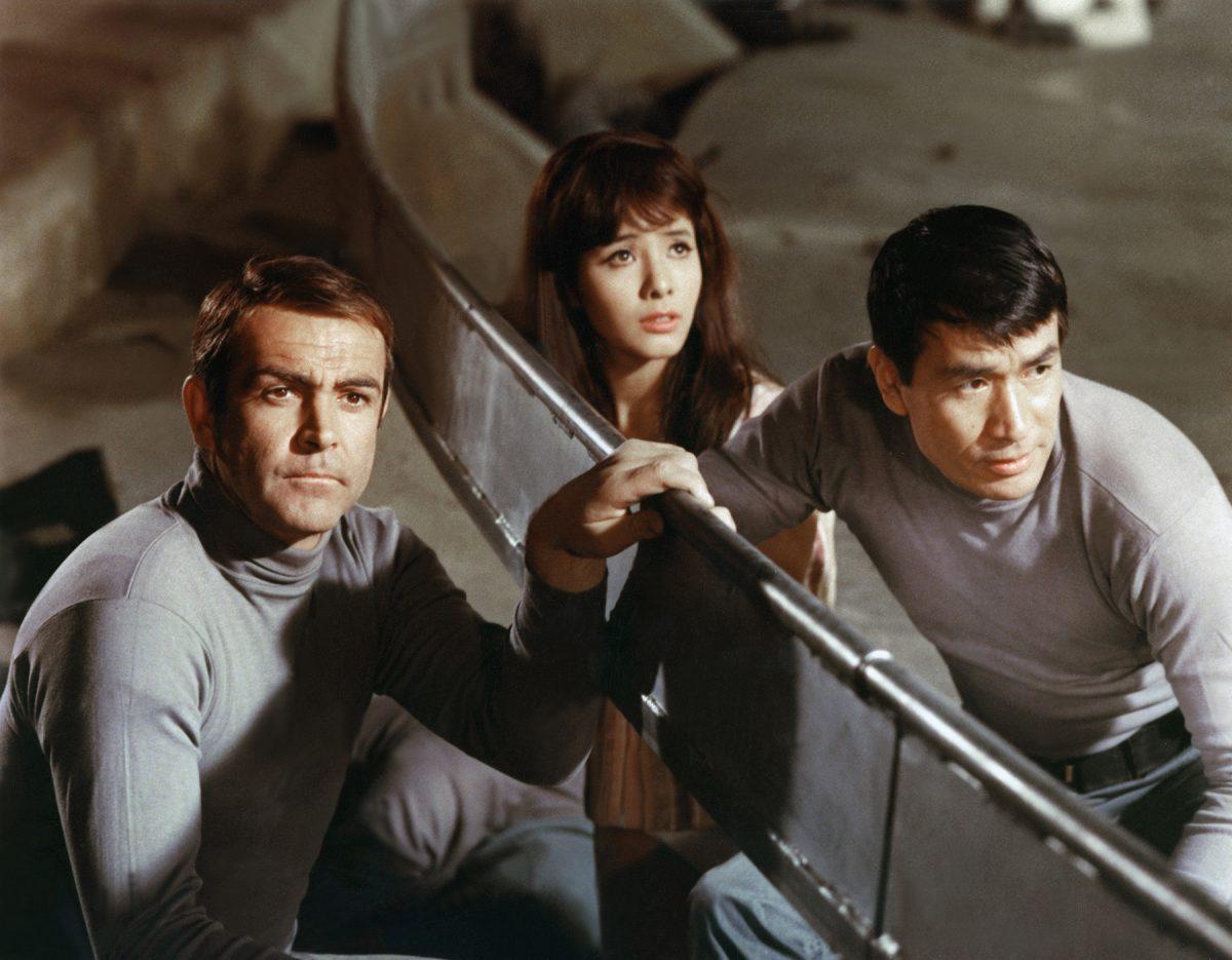"""James Bond You Only Live Twice 1800 1 scaled - """"Com 007 Só Se Vive Duas Vezes"""", de Lewis Gilbert, no TELECINE"""