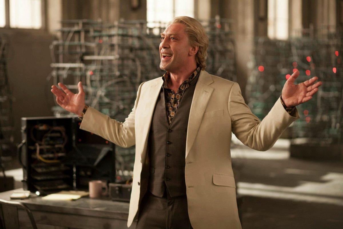"""Javier Bardem as Silva Promotional scaled - """"007 - Operação Skyfall"""", de Sam Mendes"""