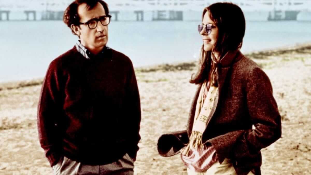 "annie hall main - TOP - Os 50 filmes dirigidos por Woody Allen (para o site norte-americano ""Taste of Cinema"")"