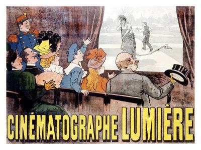 auzolle marcellin cinematographe lumiere - Sábio Silêncio (uma viagem no tempo aos primórdios do cinema) - Introdução