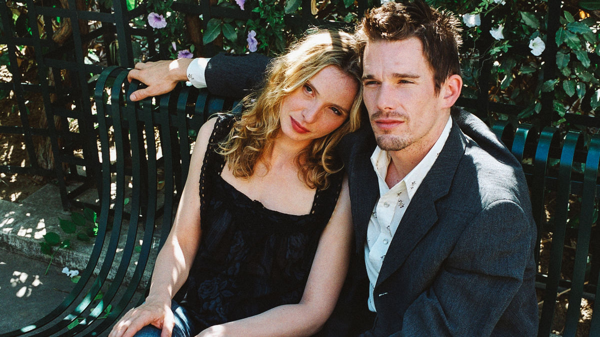 "before sunset 1200 1200 675 675 crop 000000 - A MARAVILHOSA trilogia ""Antes do Amanhecer"", de Richard Linklater"