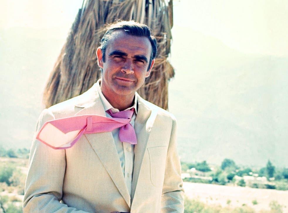 """newFile 9 - """"007 - Os Diamantes São Eternos"""", de Guy Hamilton"""