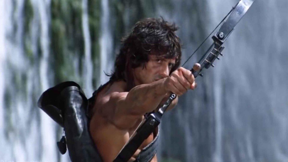 """rambo 2 a missao scaled - O fenômeno """"Rambo"""" na década de 80"""