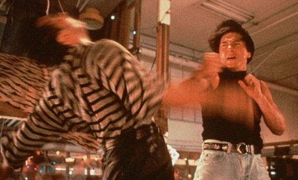 """rumble32 - Kung-Fu Fighting: """"Arrebentando em Nova Iorque"""" e """"O Dragão Chinês"""""""