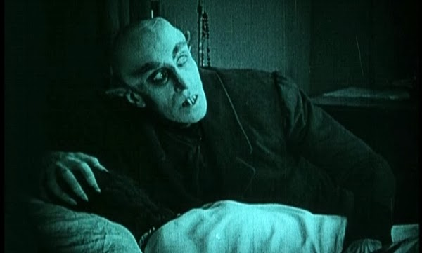 "Nosferatu 41 - Faces do Medo - ""Nosferatu"" (1922), de F.W. Murnau"