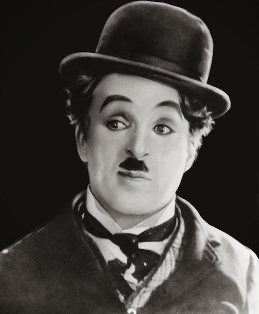 Chaplin 4 - Ode ao Vagabundo, a minha homenagem à Charles Chaplin