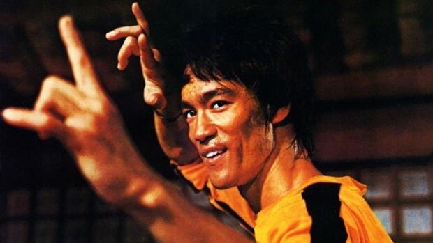 bruce lee reprod - O inigualável Bruce Lee, mestre de si mesmo