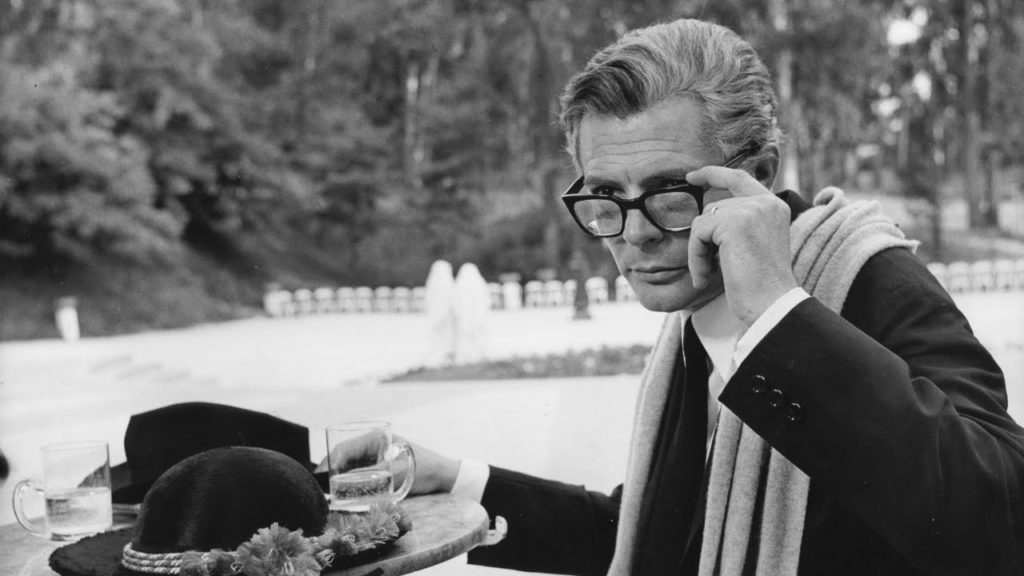 oito e meio filme 1024x576 1 - A Arte do Inesquecível Federico Fellini