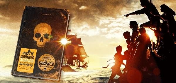 "banner goonies 30anos - Cine Bueller - ""Os Goonies"", de Richard Donner"