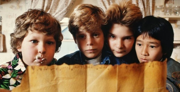"goonies 2 - Cine Bueller - ""Os Goonies"", de Richard Donner"