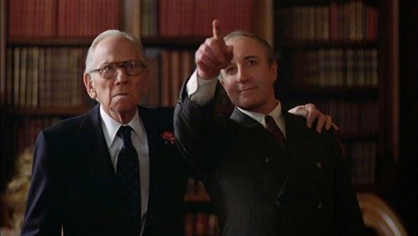 beingthere6 - Os 20 melhores filmes sobre o mundo pantanoso da política