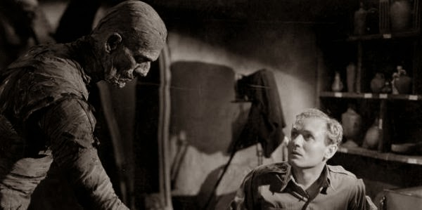 "The Mummy 1932 - Faces do Medo - ""Drácula"" (1931) e ""A Múmia"" (1932)"