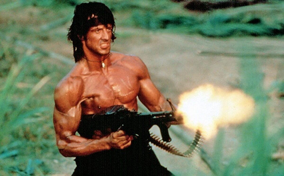 "destaque 460407 1 - ""Rambo 2 - A Missão"", de George P. Cosmatos, na NETFLIX"