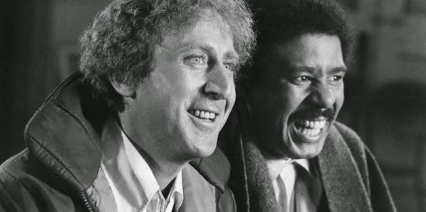 silver streak 1976RichardPryorandGeneWilder 1 - Gene Wilder e Richard Pryor - Os Opostos que se Atraíam