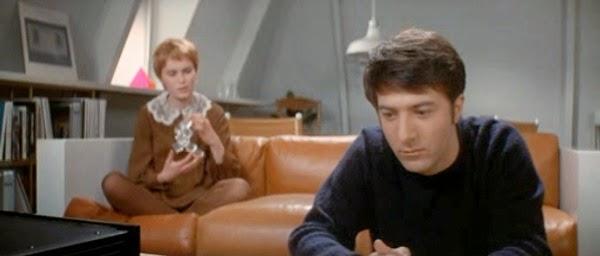 """John2Band2BMary2B1969 - Tesouros da Sétima Arte - """"A Estranha Passageira"""" e """"John e Mary"""""""