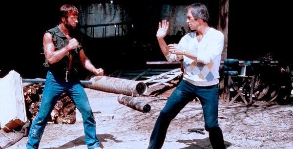 """Lone Wolf McQuade 1983 0046 MasterNorris com - Kung-Fu Fighting - """"O Protetor"""" e """"McQuade: O Lobo Solitário"""""""