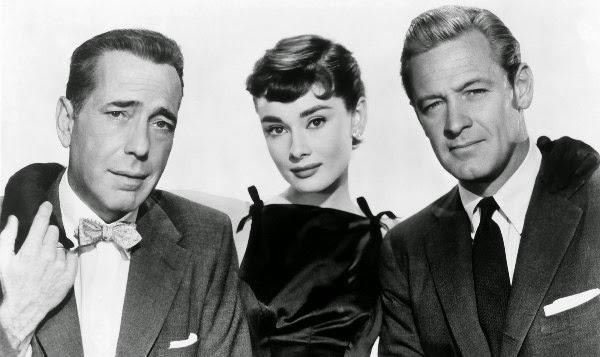 sabrina54 bogey audrey holden - A elegância e o caráter da inesquecível Audrey Hepburn