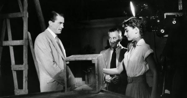 romanholidayset3 - Entrevista com Catherine, filha do grande diretor William Wyler