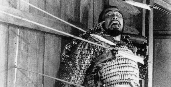 "throne of blood1 - ""Trono Manchado de Sangue"", de Akira Kurosawa"