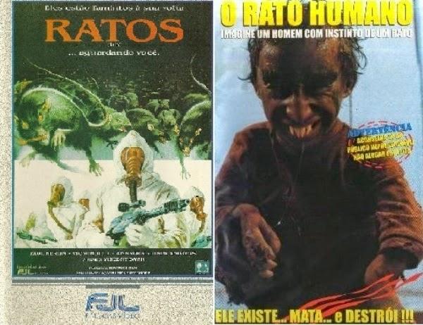 """digitalizar0007 - Rebobinando o VHS - """"Ratos"""" e """"O Rato Humano"""""""