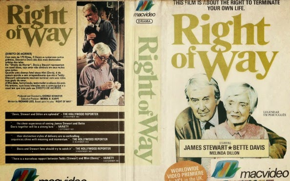"""Imagem1091 - Rebobinando o VHS - """"Direito de Morrer"""""""