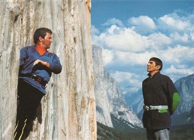 """jornada nas estrelas - """"Jornada nas Estrelas 5 - A Última Fronteira"""", de William Shatner"""