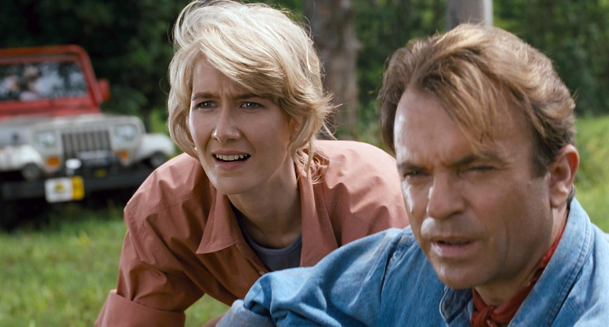 """1366 2000 scaled - A nostálgica emoção de ter visto """"Jurassic Park"""", de Steven Spielberg, na infância"""