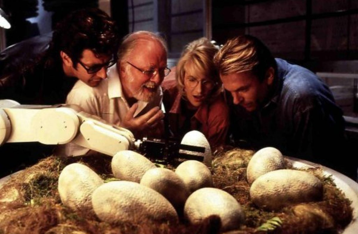 """river scaled - A nostálgica emoção de ter visto """"Jurassic Park"""", de Steven Spielberg, na infância"""