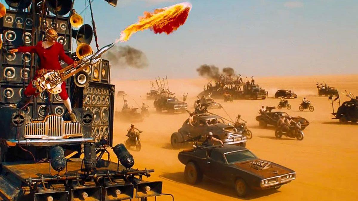 "Mad Max Estrada da Furia scaled - ""Mad Max - Estrada da Fúria"", de George Miller, na NETFLIX"