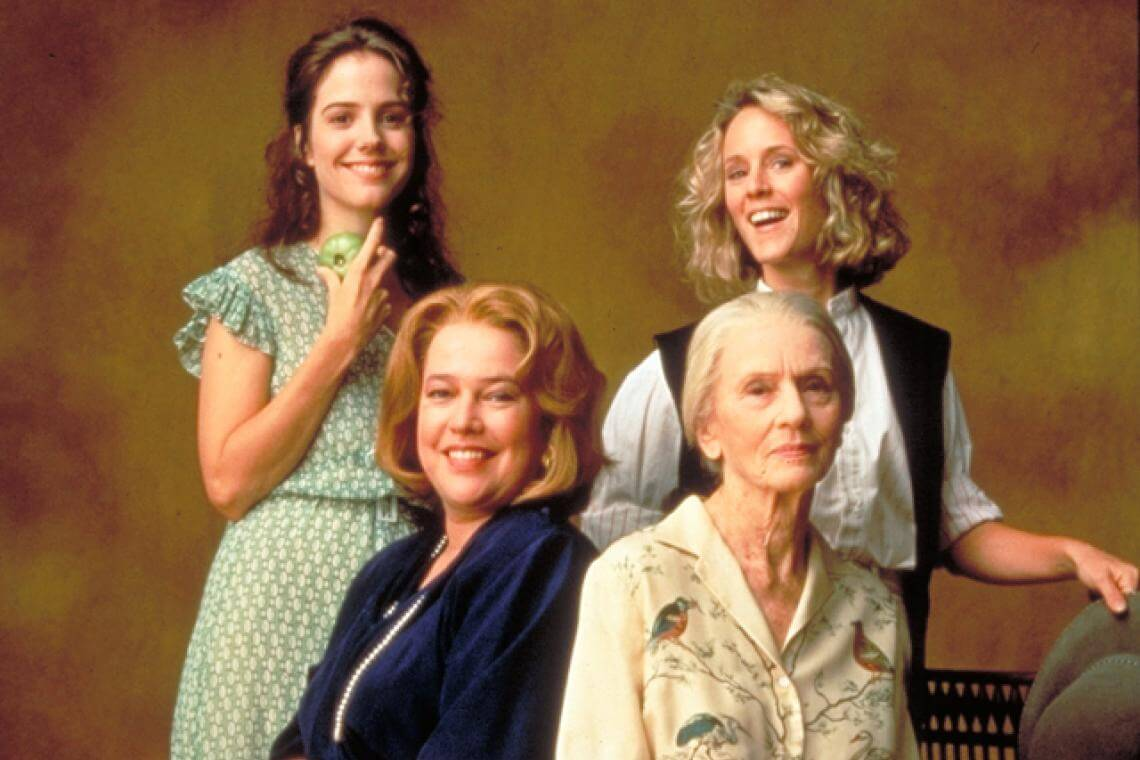 "cast of fried green tomatoes 1368796528 - ""Tomates Verdes Fritos"", de Jon Avnet"