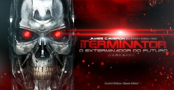 """exterminador novo - """"O Exterminador do Futuro"""", jovem clássico de James Cameron"""
