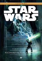 star wars ascensao da forca sombria timothy zahan editora aleph - Personagens - Luke Skywalker