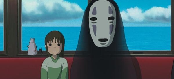 A Viagem de Chihiro 2001 1 - 10 filmes emocionantes abordando altruísmo e desapego