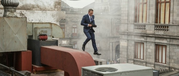 """James Bond 70555 600x254 1 - """"007 Contra Spectre"""", de Sam Mendes, no TELECINE"""