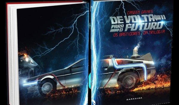 """livro sobre os bastidores de de volta para o futuro sera lancado pela darkside books 2 - A Trilogia """"De Volta Para o Futuro"""""""