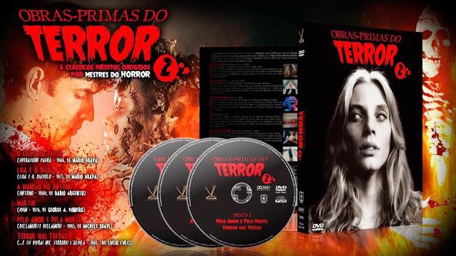 "ObrasPrimasdoTerror2 - Entrevista com Fernando Brito, curador da distribuidora ""Versátil"""