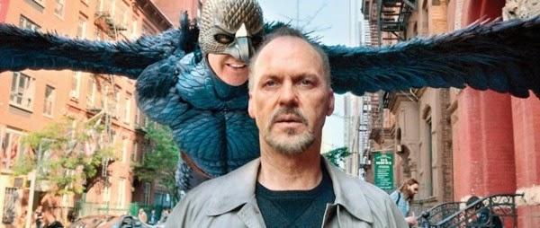 birdman 600x254 - Os Melhores Filmes do Ano - 2015