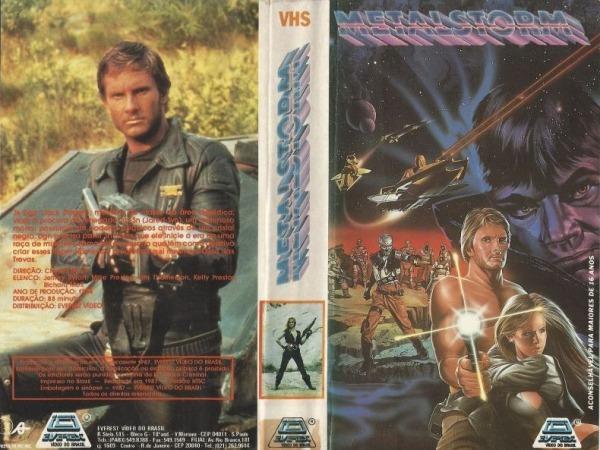 """vhs metalstorm legendado 662301 MLB20298857900 052015 F - Rebobinando o VHS - """"Metalstorm"""", de Charles Band"""