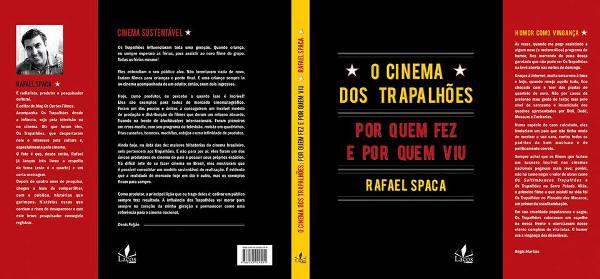 """12654483 1314727651886687 4899460535737126820 n - Entrevista com Rafael Spaca, autor do livro: """"O Cinema dos Trapalhões"""""""