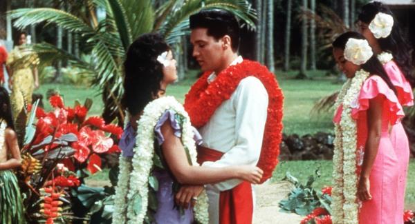 """DI Blue Hawaii 1 - Nos Embalos do Rei do Rock - """"Feitiço Havaiano"""""""