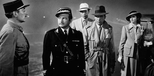 """casablanca main - Entrevista com Renzo Mora, autor do livro: """"Casablanca - A Criação de Uma Obra-Prima Involuntária do Cinema"""""""