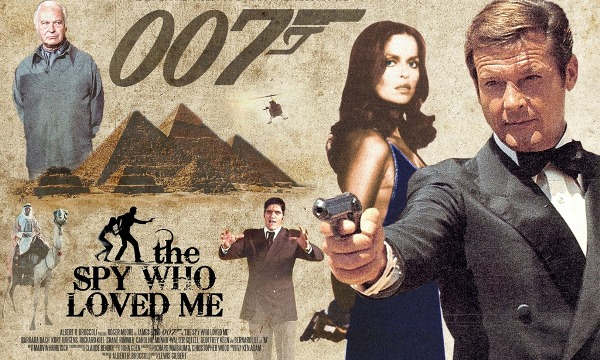 THE SPY WHO LOVED ME POSTER - TOP - Os Filmes de James Bond
