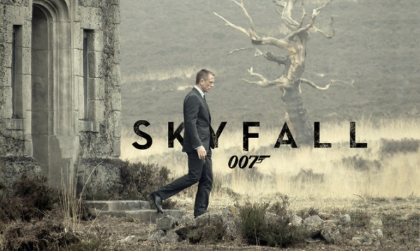 james bond 007 skyfall wallpaper 5 - TOP - Os Filmes de James Bond