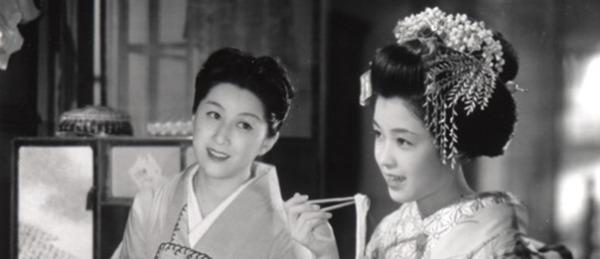 """a geisha 1 jf detail main detail main thumb - O Cinema de Mizoguchi - """"Elegia de Osaka"""", """"Crisântemos Tardios"""", """"Os Músicos de Gion"""", """"O Intendente Sansho"""", """"A Mulher Infame"""" e """"Rua da Vergonha"""""""