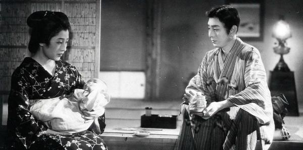 """crisantemo - O Cinema de Mizoguchi - """"Elegia de Osaka"""", """"Crisântemos Tardios"""", """"Os Músicos de Gion"""", """"O Intendente Sansho"""", """"A Mulher Infame"""" e """"Rua da Vergonha"""""""