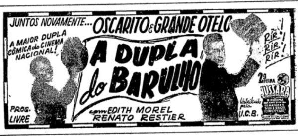 1957 - Entrevista com Carlos Loffler, neto de Oscarito