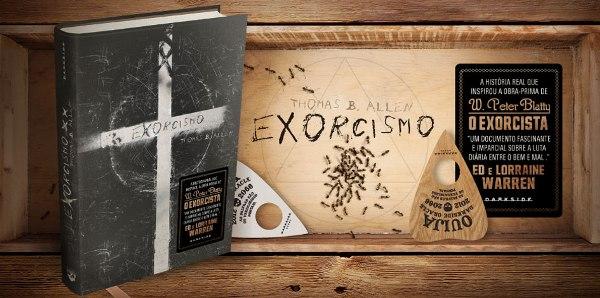 """exorcismo darkside capa - Faces do Medo - """"Invocação do Mal 2"""", de James Wan"""