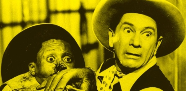 os atores grande otelo e oscarito em cena do filme matar ou correr 1954 de carlos manga 1362504470677 615x300 - Entrevista exclusiva com Carlos Loffler, neto de OSCARITO
